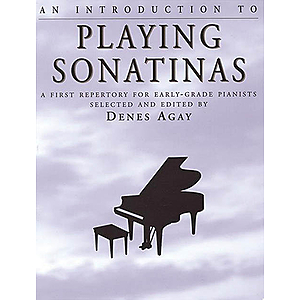 An Introduction to Playing Sonatinas