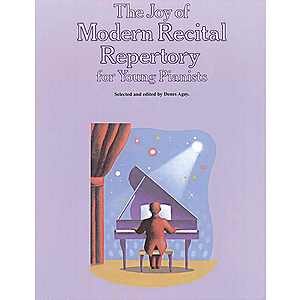 The Joy of Modern Recital Repertory