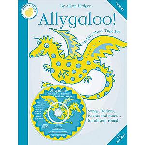 Alison Hedger: Allygaloo! (Teacher's Book/CD)