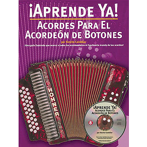 Aprende Ya! Acordes Para El Acordeon De Botones