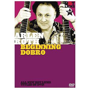 Arlen Roth - Beginning Dobro