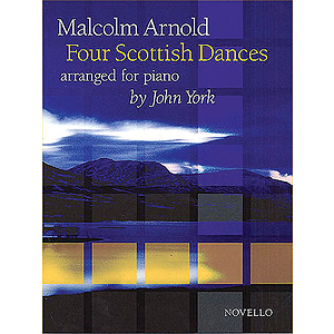 Malcolm Arnold: Four Scottish Dances Op.59 (Piano Solo)