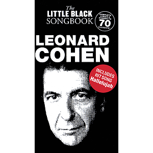 Leonard Cohen - The Little Black Songbook