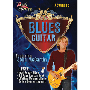 Blues Guitar (DVD)