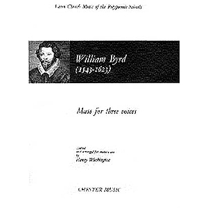 Mass for Three Voices (1961 Edition)