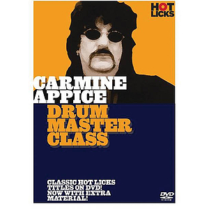 Carmine Appice - Drum Master Class