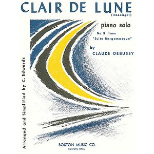 Clair De Lune No. 3 Suite