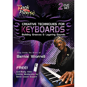 Bernie Worrell - Creative Techniques for Keyboards (DVD)