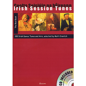 Irish Session Tunes - The Red Book