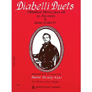 Diabelli Duets Melodious Pieces