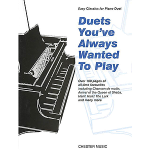 Duets You&#039;ve Always Wanted To Play