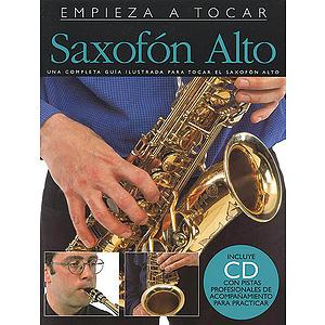 Empieza A Tocar Saxofon Alto
