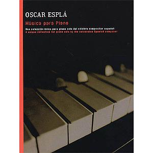 Espla: Musica Para Piano