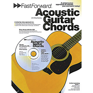 Fast Forward - Acoustic Guitar Chords