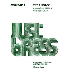 Just Brass: Tuba Solos - Volume 1