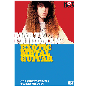 Marty Friedman - Exotic Metal Guitar