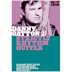 Danny Gatton 2 - Strictly Rhythm Guitar