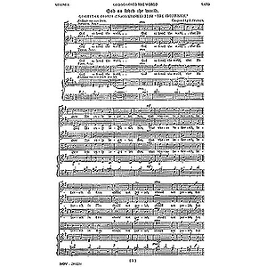 John Stainer: God So Loved The World (SATB- New Edition)