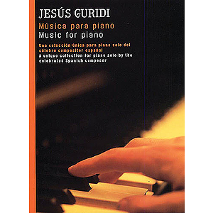 Jesus Guridi: Music For Piano