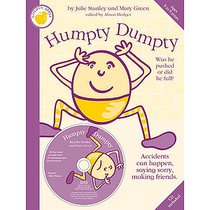 Julie Stanley/Mary Green: Humpty Dumpty (Teacher&#039;s Book/CD)