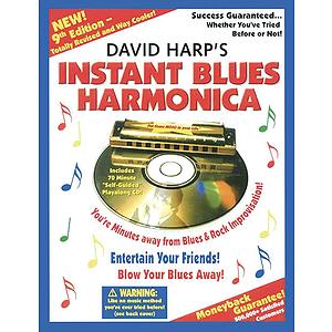 David Harp's Instant Blues Harmonica