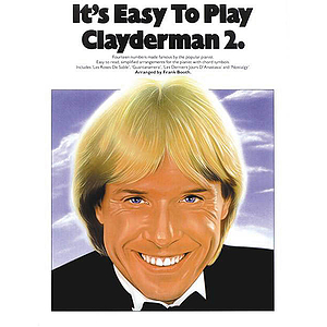 It's Easy to Play Richard Clayderman - Book 2