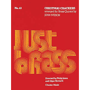 John Iveson: Christmas Crackers (Just Brass No.43)