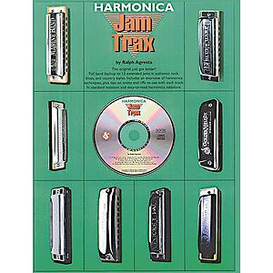 Harmonica Jam Trax