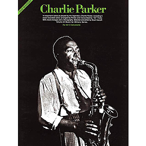 Charlie Parker for Piano