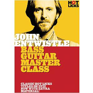 John Entwistle - Bass Guitar Master Class