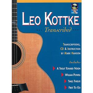 Leo Kottke - Transcribed