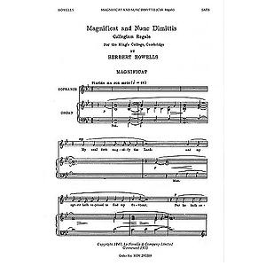 Magnificat and Nunc Dimittis (Collegium Regale)
