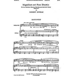 Magnificat and Nunc Dimittis (Gloucester)