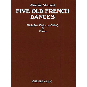 Five Old French Dances