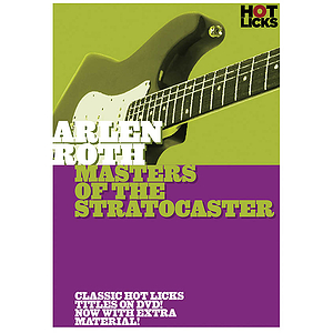 Arlen Roth - Masters of the Stratocaster
