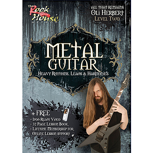 Oli Herbert from All That Remains - Metal Guitar (DVD)