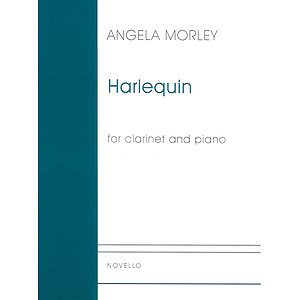 Angela Morley: Harlequin (Clarinet and Piano)