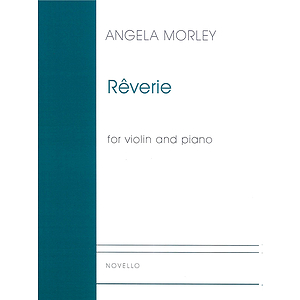 Angela Morley: Reverie (Violin And Piano)