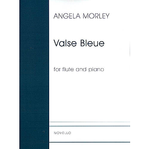 Angela Morley: Valse Bleue For Flute And Piano