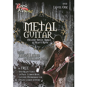Alexi Laiho of Children of Bodom - Metal Guitar (DVD)