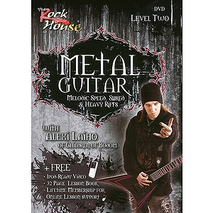 Alexi Laiho of Children of Bodom -¦Metal Guitar (DVD)