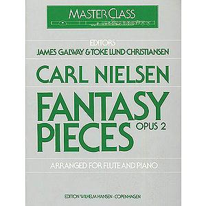 Carl Nielsen: Fantasy Pieces Op.2 (Flute/Piano)