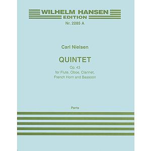 Quintet Op. 43