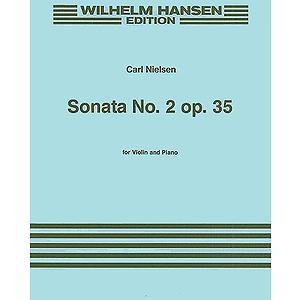 Nielsen, C Sonata No.2 Op.35 Violin/piano