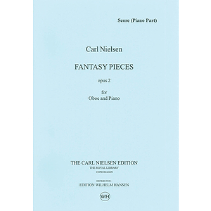 Carl Nielsen: Two Fantasy Pieces Op.2