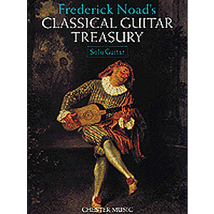 Classical Guitar Treasury