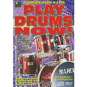Play Drums Now! (DVD)
