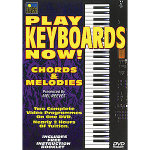 Play Keyboards Now! (DVD)