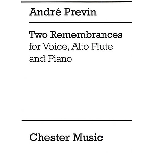 Andre Previn: Two Remembrances
