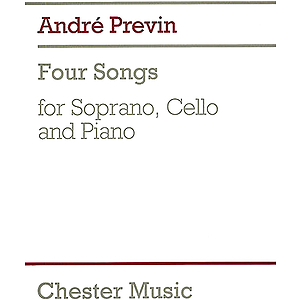 Andre Previn: Four Songs